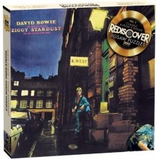 DAVID BOWIE-RISE AND FALL OF ZIGG STA (MRCH)