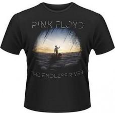 PINK FLOYD-ENDLESS RIVER -L- BLACK (MRCH)
