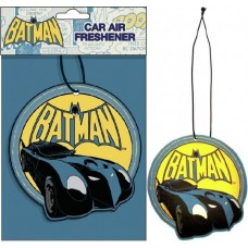 BATMAN-LOGO & CAR (MRCH)
