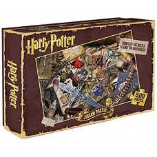 HARRY POTTER-JIGSAW PUZZLE 500 PIECES (MRCH)