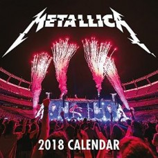 METALLICA-2018 CALENDAR (MRCH)