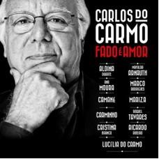 CARLOS DO CARMO-FADO É AMOR (LP)