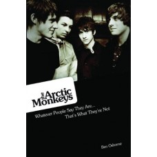 ARCTIC MONKEYS-WHAT PEOPLE SAY THEY.. (LIVRO)