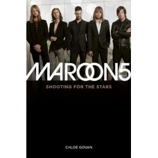 MAROON 5-SHOOTING FOR THE STARS (LIVRO)