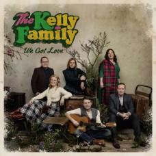 KELLY FAMILY-WE GOT LOVE -DELUXE- (CD)