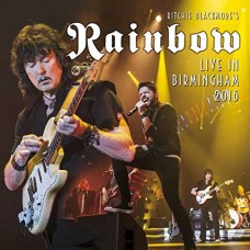 RITCHIE BLACKMORE'S RAINBOW-LIVE IN BIRMINGHAM 2016 (2CD)