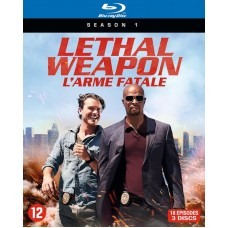 SÉRIES TV-LETHAL WEAPON - SEASON 1 (4BLU-RAY)