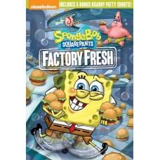 SÉRIES TV-SPONGEBOB: FACTORY FRESH (DVD)