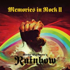RITCHIE BLACKMORE'S RAINBOW-MEMORIES IN ROCK II (2CD+DVD)