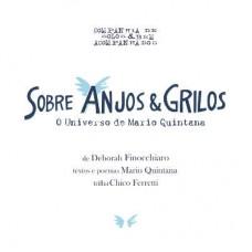 DEBORAH FINOCCHIARO-SOBRE ANJOS & GRILOS (CD)