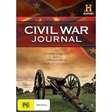 DOCUMENTÁRIO-CIVIL WAR JOURNAL: THE.. (4DVD)
