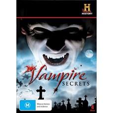 DOCUMENTÁRIO-VAMPIRE SECRETS (4DVD)
