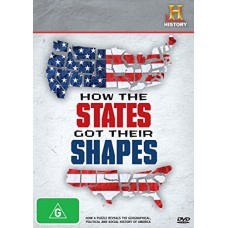SÉRIES TV-HOW THE STATES GOT.. (DVD)