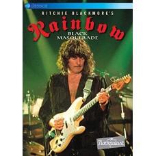 RITCHIE BLACKMORE'S RAINBOW-BLACK MASQUERADE (DVD)