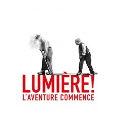 DOCUMENTÁRIO-LUMIERE: L'AVENTURE COMME (DVD)