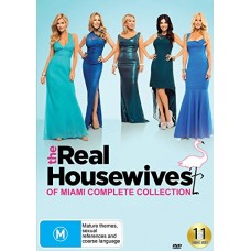SÉRIES TV-THE REAL HOUSEWIVES OF.. (17DVD)