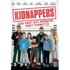 FILME-KIDNAPPERS (DVD)