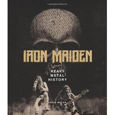 IRON MAIDEN-HEAVY METAL HISTORY (LIVRO)