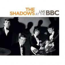 SHADOWS-LIVE AT THE BBC -DIGI- (CD)