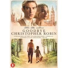 FILME-GOODBYE CHRISTOPHER ROBIN (DVD)