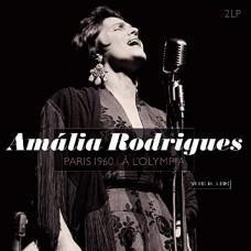 AMALIA RODRIGUES-PARIS 1960/A L'OLYMPIA (2LP)