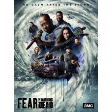 SÉRIES TV-FEAR THE WALKING DEAD S4 (5DVD)