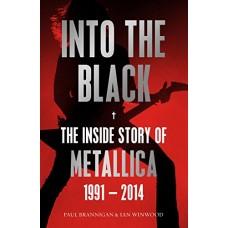 METALLICA-INTO THE BLACK, THE.. (LIVRO)