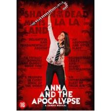 FILME-ANNA AND THE APOCALYPSE (DVD)