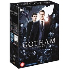 SÉRIES TV-GOTHAM SEASON 1-4 (23DVD)