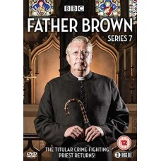 SÉRIES TV-FATHER BROWN SERIES 7 (3DVD)