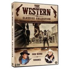 FILME-WESTERN CLASSICS COLL. (6DVD)