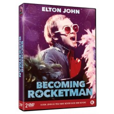 ELTON JOHN-BECOMING ROCKETMAN (2DVD)