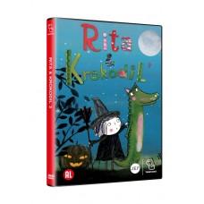 ANIMAÇÃO-RITA & KROKODIL 3 (DVD)