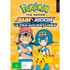 SÉRIES TV-POKEMON THE SERIES: SUN.. (6DVD)