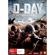SÉRIES TV-D-DAY: 75TH.. -ANNIVERS- (5DVD)
