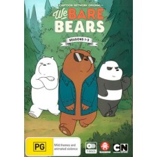 FILME-WE BARE BEARS (7DVD)