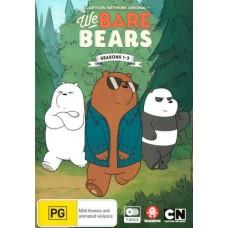 FILME-WE BARE BEARS (7DVD)