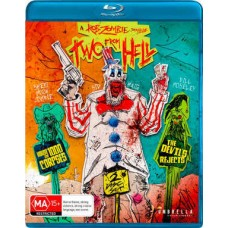 FILME-TWO FROM HELL: HOUSE OF.. (BLU-RAY)