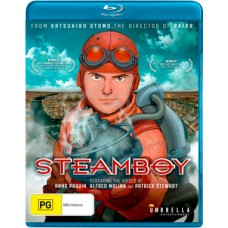 FILME-STEAMBOY (BLU-RAY)