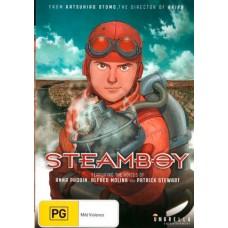 FILME-STEAMBOY (DVD)