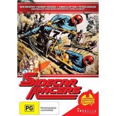 FILME-SIDECAR RACER (DVD)