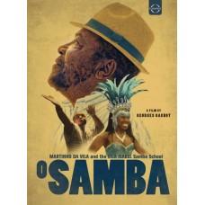 DOCUMENTÁRIO-O SAMBA (DVD)