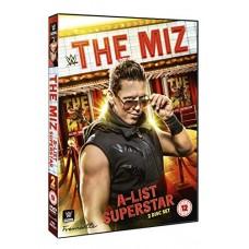 SPORTS-WWE: THE MIZ -A-LIST.. (2DVD)