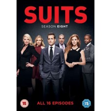 SÉRIES TV-SUITS - SEASON 8 (4DVD)