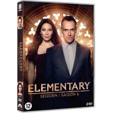 SÉRIES TV-ELEMENTARY S6 (3DVD)