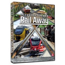 SÉRIES TV-FAVORIETEN VAN RAIL AWAY (2DVD)