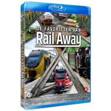 SÉRIES TV-FAVORIETEN VAN RAIL AWAY (BLU-RAY)