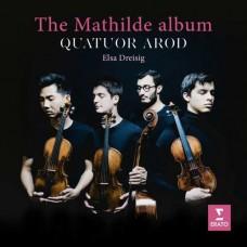 QUATUOR AROD-MATHILDE ALBUM -DIGI- (CD)