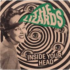 LIZARDS-INSIDE YOUR HEAD (LP)