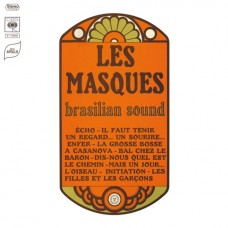 LES MASQUES-BRASILIAN SOUND (LP)